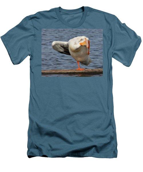 Poser Men's T-Shirt (Athletic Fit)
