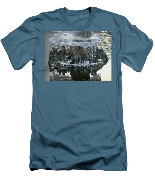 River Ice Men's T-Shirt (Athletic Fit)