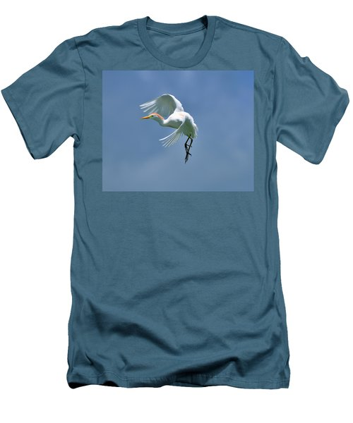 Sky Dancing Men's T-Shirt (Athletic Fit)