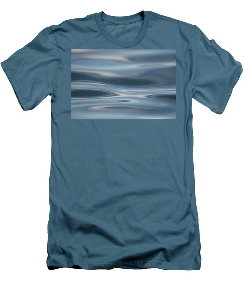 Sky Waves Men's T-Shirt (Athletic Fit)