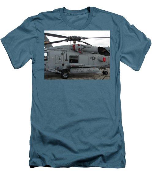 Spartans Men's T-Shirt (Slim Fit) by Randy J Heath