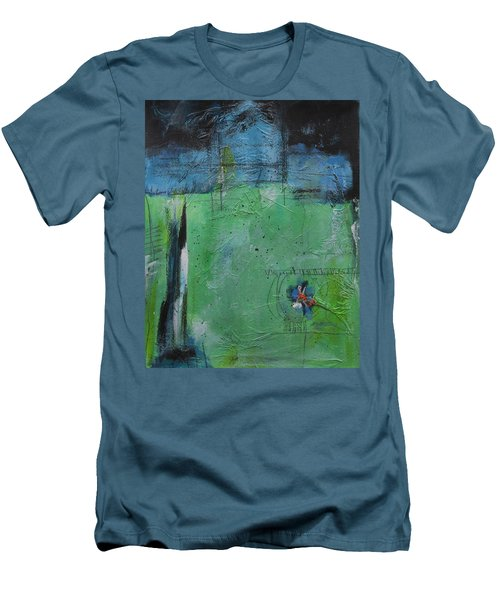Summer Men's T-Shirt (Slim Fit) by Nicole Nadeau
