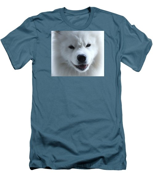 The Samoyed Men's T-Shirt (Athletic Fit)