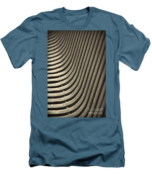 Men's T-Shirt (Slim Fit) featuring the photograph Upward Curve. by Clare Bambers