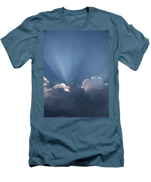 What A Light Show Men's T-Shirt (Athletic Fit)