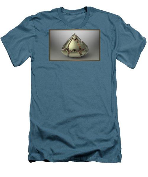 ' A Candy Kiss Puzzler ' Men's T-Shirt (Slim Fit)