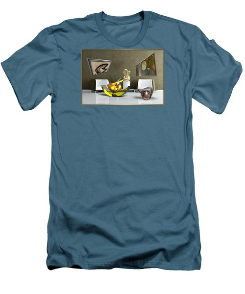 ' Cubrssrs - Tubehumanseedlings - Ball Box Intrigue - Kyscopic Table - Pearl ' Men's T-Shirt (Athletic Fit)