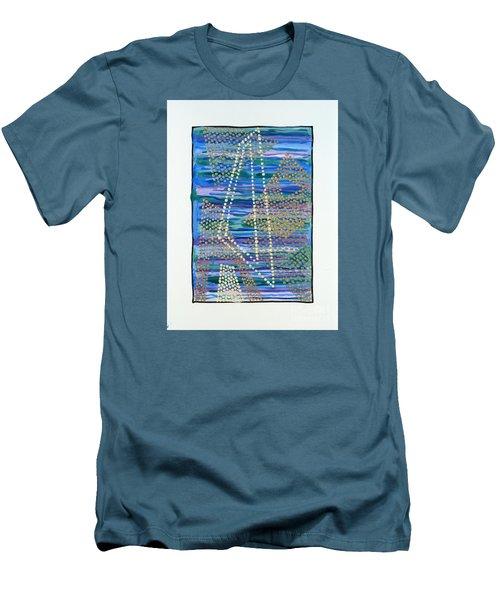01330 Lean Men's T-Shirt (Athletic Fit)