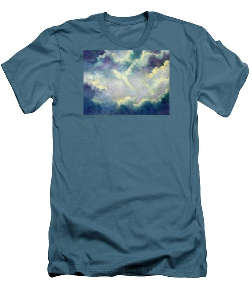 A Gift From Heaven Men's T-Shirt (Athletic Fit)
