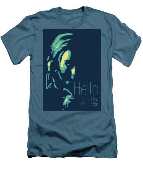 Adele Men's T-Shirt (Slim Fit) by Greatom London