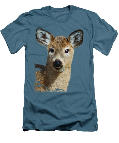 Men's T-Shirt (Slim Fit) featuring the photograph Beauty by Diane E Berry