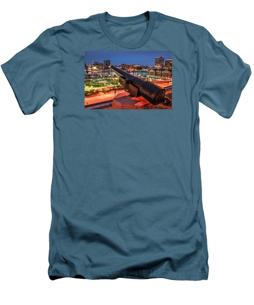 Blast From The Past  Men's T-Shirt (Slim Fit) by Wayne King