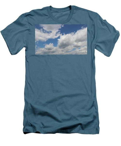 Clouds 16 Men's T-Shirt (Slim Fit) by Rod Ismay