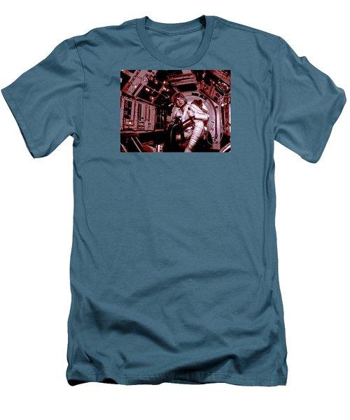 Don't Get Cocky, Kid Men's T-Shirt (Slim Fit) by Kurt Ramschissel