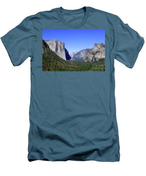 El Capitan Men's T-Shirt (Athletic Fit)