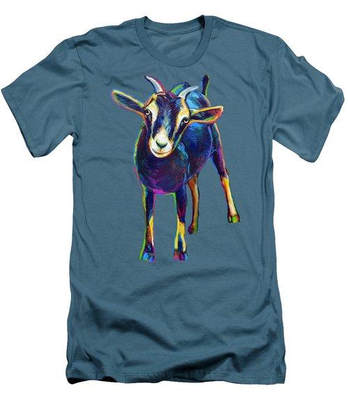 Gertie, The Goat Men's T-Shirt (Athletic Fit)
