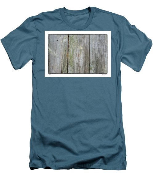 Grain Men's T-Shirt (Slim Fit) by R Thomas Berner