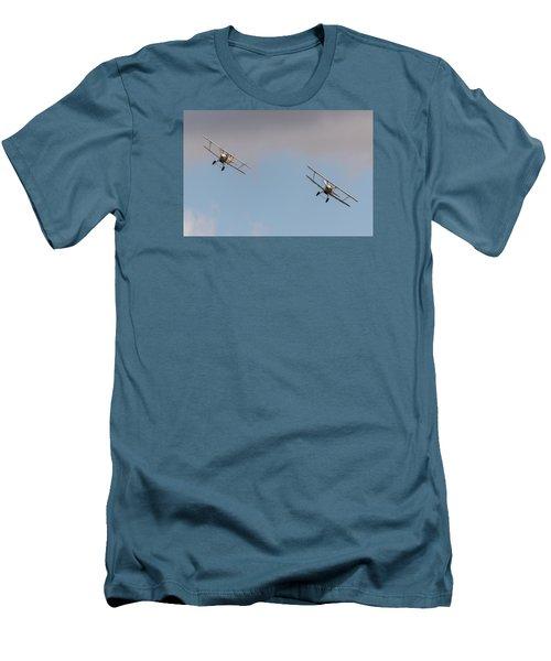 Hawker Nimrods Men's T-Shirt (Slim Fit) by Gary Eason