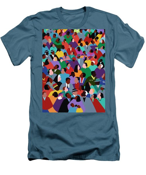 How Long Not Long Men's T-Shirt (Athletic Fit)