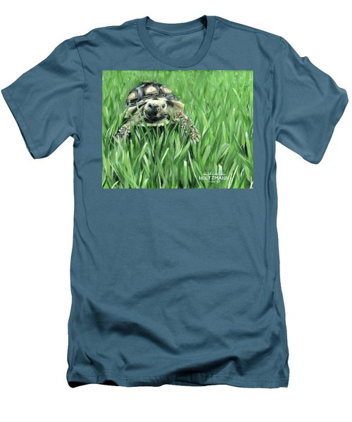 Howdy Dudie Men's T-Shirt (Athletic Fit)