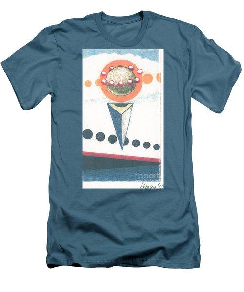 Idea Ismay Men's T-Shirt (Slim Fit) by Rod Ismay