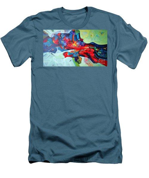 Inner Power Men's T-Shirt (Athletic Fit)