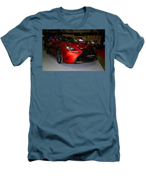 Lexus Rc Turbo Men's T-Shirt (Athletic Fit)