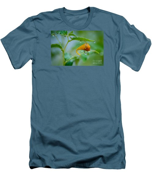 Morning Dew Men's T-Shirt (Slim Fit) by Patrick Shupert
