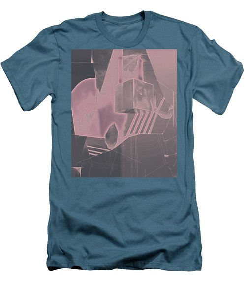 Mysterious Men's T-Shirt (Slim Fit) by Roro Rop