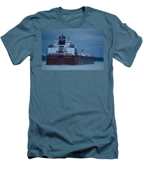 Paul R. Tregurtha Men's T-Shirt (Slim Fit) by Randy J Heath