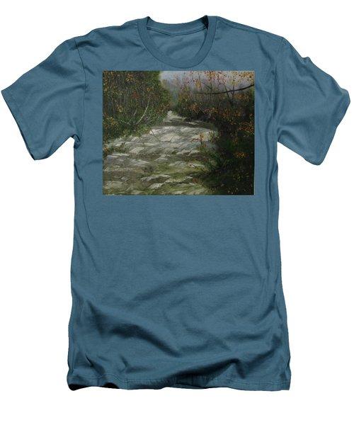 Peavine Creek Men's T-Shirt (Athletic Fit)