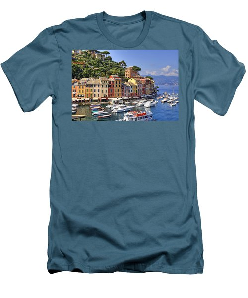 Portofino Men's T-Shirt (Athletic Fit)