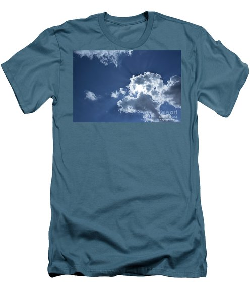 Men's T-Shirt (Athletic Fit) featuring the photograph Radiance by Megan Dirsa-DuBois