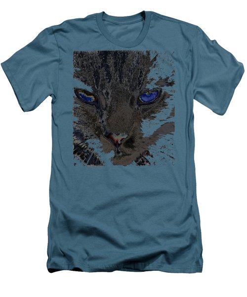 See You 2 Men's T-Shirt (Slim Fit) by Vesna Martinjak