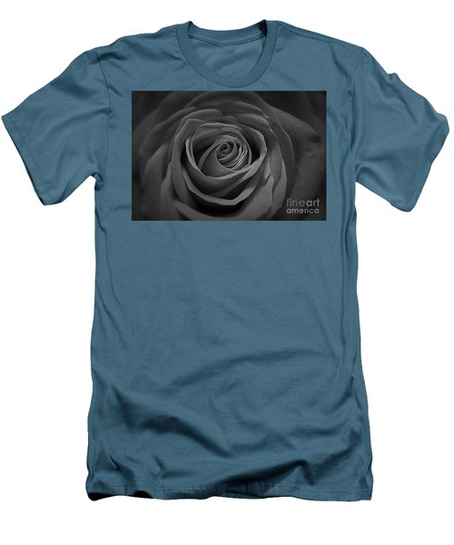 The Perfect Rose Men's T-Shirt (Slim Fit) by Paul Cammarata