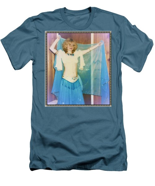 Men's T-Shirt (Athletic Fit) featuring the photograph The Star by Denise Fulmer