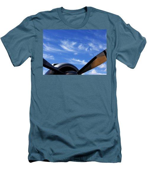 Time Flies Men's T-Shirt (Athletic Fit)