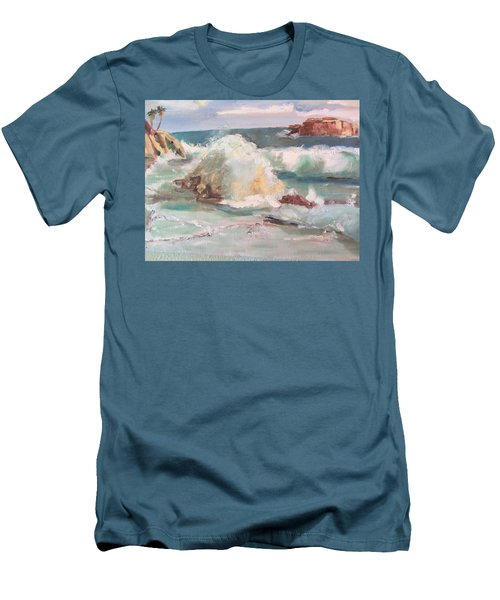West Coast Men's T-Shirt (Athletic Fit)