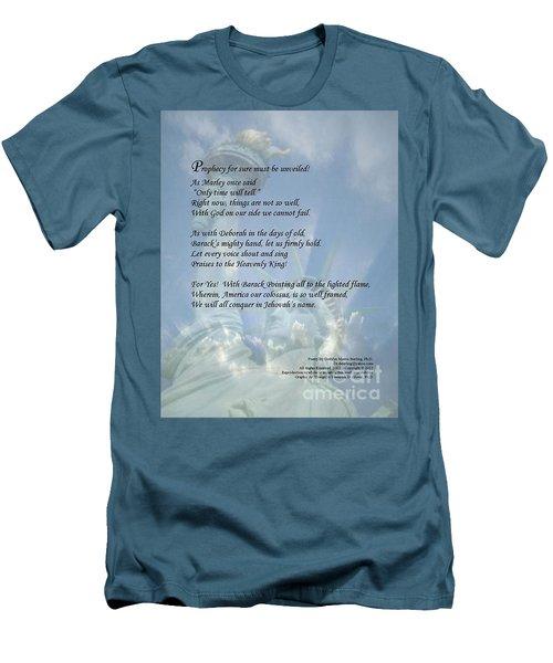 Writer, Artist, Phd. Men's T-Shirt (Athletic Fit)