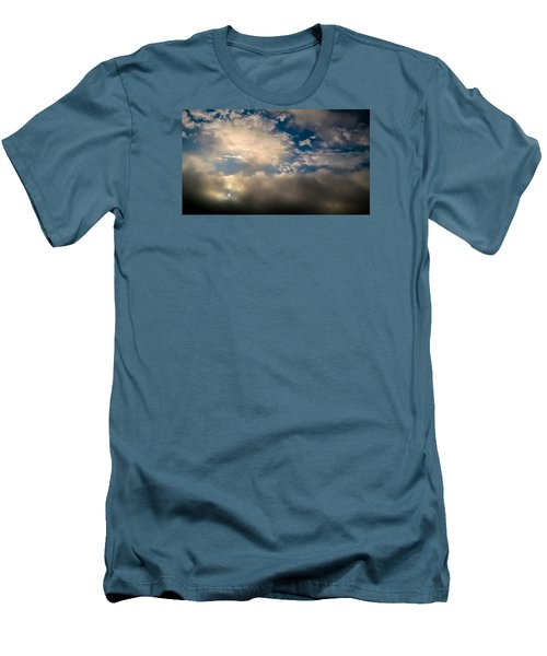 Untitled Men's T-Shirt (Slim Fit) by Carlee Ojeda