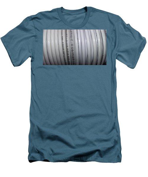 Close Up Men's T-Shirt (Athletic Fit)