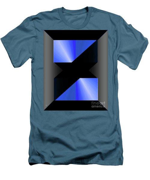 1204-2017 Men's T-Shirt (Slim Fit) by John Krakora