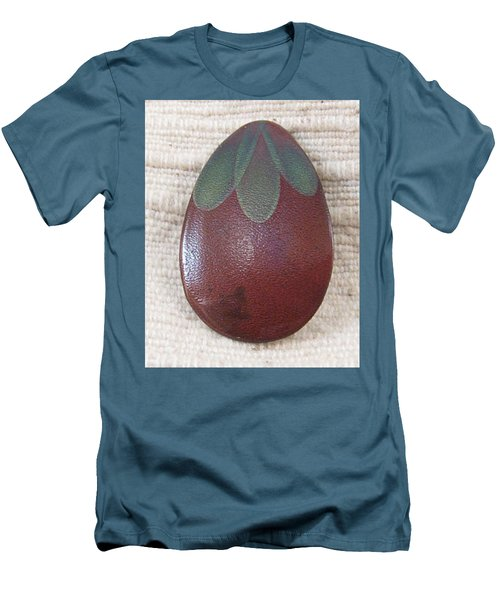 1390 Eggplant Men's T-Shirt (Athletic Fit)