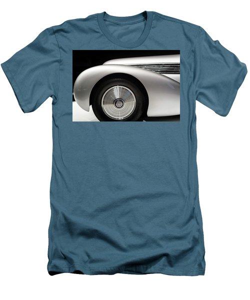 1938 Hispano-suiza H6b Xenia Men's T-Shirt (Slim Fit) by Wade Brooks