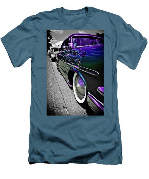 1953 Ford Customline Men's T-Shirt (Slim Fit)