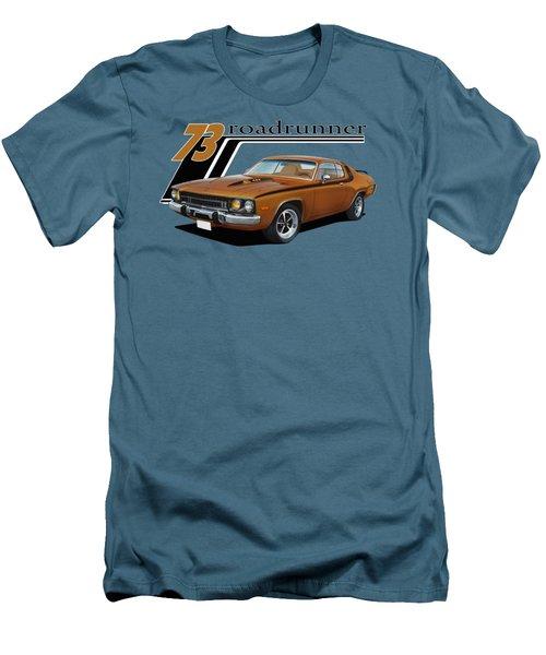 1973 Roadrunner Men's T-Shirt (Slim Fit) by Paul Kuras