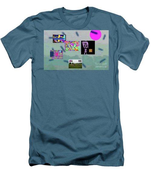 2-12-2057f Men's T-Shirt (Athletic Fit)