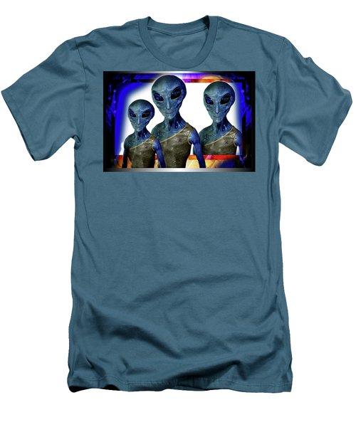 Explorers   Men's T-Shirt (Athletic Fit)