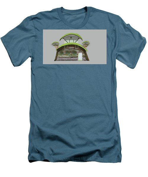 House Men's T-Shirt (Slim Fit) by Bogdan Floridana Oana