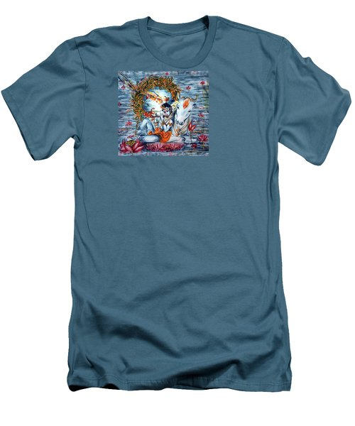 Krishna Men's T-Shirt (Athletic Fit)